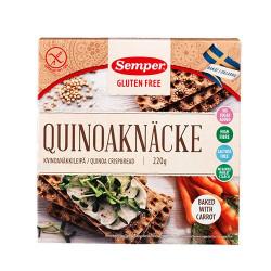 Semper Knækbrød quinoa (220 g)