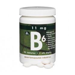 B6 Depottablet 11 mg 90 depottab.