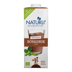 Naturli Sojadrik kakao Ø (1 l)