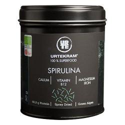 Urtekram Spirulina pulver Ø (50 g)