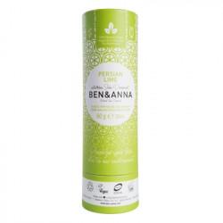 Ben & Anna Naturlig Deodorant - Persian Lime (60 g)