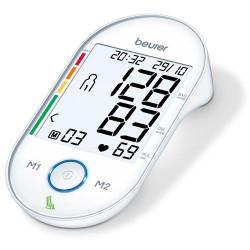 Beurer BM55 Fuldautomastisk Blodtryksmåler (Hvid)