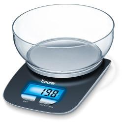 Beurer KS25 Køkkenvægt m. Glasskål