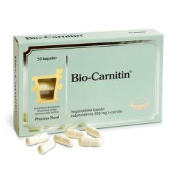 Bio-Carnitin (50 kapsler)