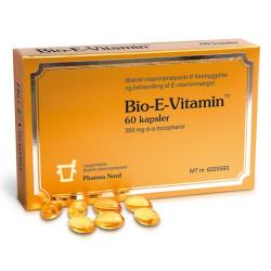 Bio-E-Vitamin (60 kapsler)