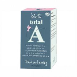 BiOrto Total A (180 kaspler)
