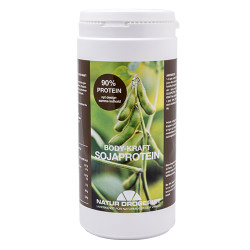 Natur Drogeriet Body Kraft 88% Sojaprotein (400 gr)