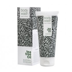 Tea tree oil body wash ABC 200 ml.