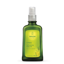 Weleda Citrus Refreshing Body Oil (100 ml)