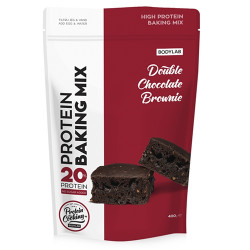 Bodylab Protein Baking Mix Double Chocolate Brownie (400 g)