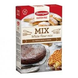 Semper Brødmix Glutenfri (500 gram)