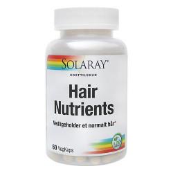 Solaray Hair Nutrient (60 kap)