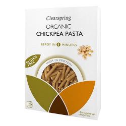 Clearspring Kikærte pasta Sedanini Ø