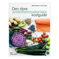 Den store antiinflammatoriske kostguide 272 sider