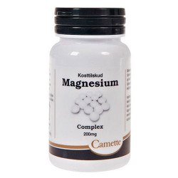 Camette Magnesium Complex 400 mg (90 tabletter)
