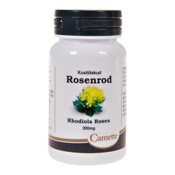 Camette Rosenrod/Rhodiola 200mg (90 tab)
