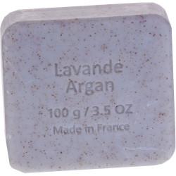 Naturkost sæbe m. lavendel og arganolie (100 g)