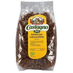 Castagno, fuldkorns spelt skruer Ø (500g)