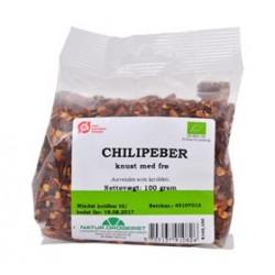 Natur Drogeriet Chili Knust med Frø Ø (100 gr)