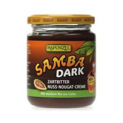 Rapunzel Chokoladecreme mørk Samba Ø (250 g)
