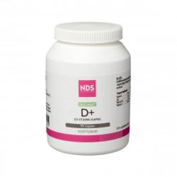 NDS FoodMatriX D3+ - 90 Tab (D vitamin)