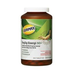 Germax Daglig Energi 50+ (240 stk)