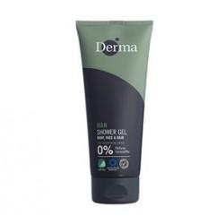 Derma Man shower gel body, face & hår (200 ml)