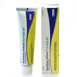 Diclofenac Gel 11,6 MG/G (100 g)