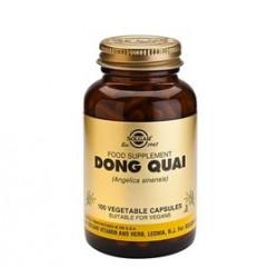 Solgar Dong Quai 250mg (100 kaps)