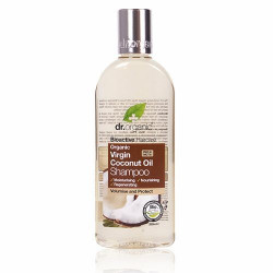 Dr. Organic Virgin Coconut Oil Shampoo (265 ml)