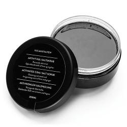 Badeanstalten Bodyscrub Aktivt Kul (200 ml)