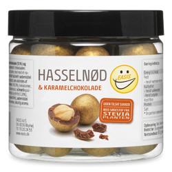 EASIS Hasselnød med Karamelchokolade (80g)