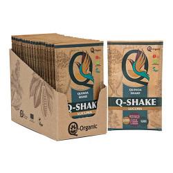 Q-Organic - Quinuoa Shake Lucuma