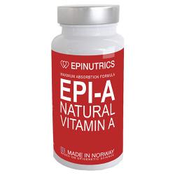 Epinutrics EPI-A Natural Vitamin A (60 kaps)