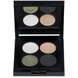 IDUN Minerals Vitsippa Eyeshadow Palette (4 gr)