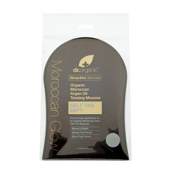 Dr. Organic Selvbrunerhandske self tan mitt