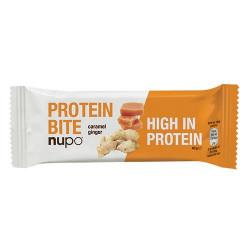 Nupo Protein bite caramel ginger (40 gr)