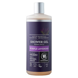 Showergel Purple Lavender Urtekram (500 ml)