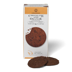 Glutenfri Chocolate & Orange Cookies Ø (150 gr)