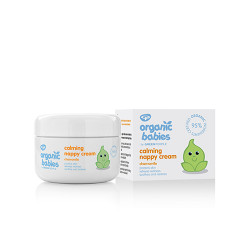 GreenPeople Nappy Cream baby balm chamomille (50 ml)