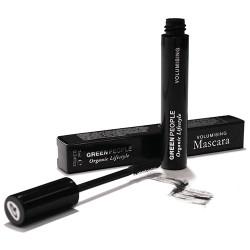 GreenPeople Volumising Mascara Black (7 ml)