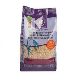 Urtekram Ris til Fuldkornsgrød Ø (500 gr)