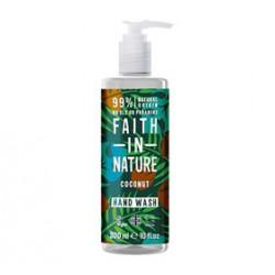 Faith In Nature Håndsæbe Flydende Kokos (300 ml)