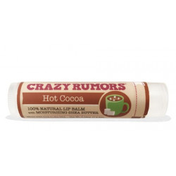 Crazy Rumors Hot Cocoa Læbepomade (4.4 ml)
