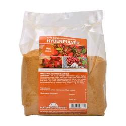 Natur Drogeriet Hybenpulver fint med kerner (500 g)