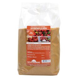 Hybenpulver u. frø (1 kg)