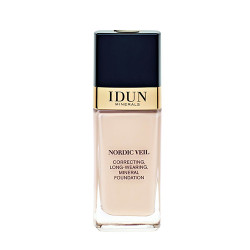 IDUN Minerals Saga Liquid Foundation Nordic Veil (26 ml)