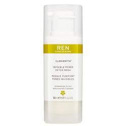 REN Invisible Pores Detox Mask (50 ml) (Helsebixen)