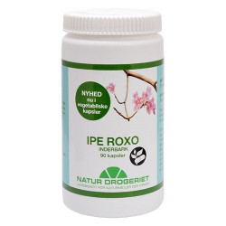 Natur Drogeriet IPE Roxo® 400 mg (90 kapsler)