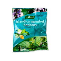 Islandica menthol bonbons (75 gr)